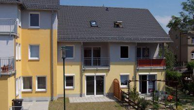 Haus in Wohnanlage in Zeulenroda