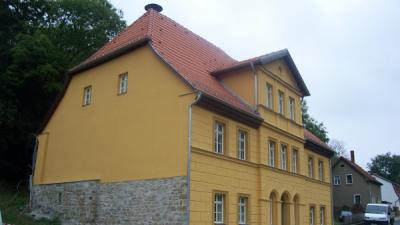 Sanierung Museum