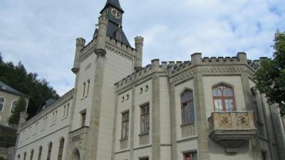 historisches Rathaus-Leutenberg
